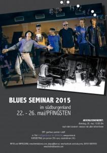 Flyer A5 Blues Seminar 2015_klein